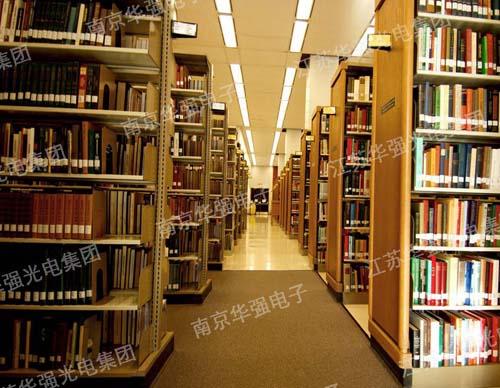 无锡某大学图书馆